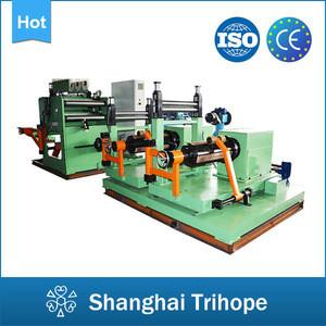 ZBRJ-I/600 HV/LV Combined Winding Machine for Transformer