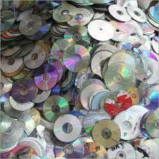 CD/DVD Scrap