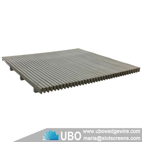 AISI 304 Johnson wedge wire screen panel