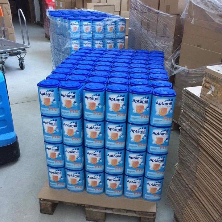 Special Offer - Milupa Aptamil Baby Milk Powder