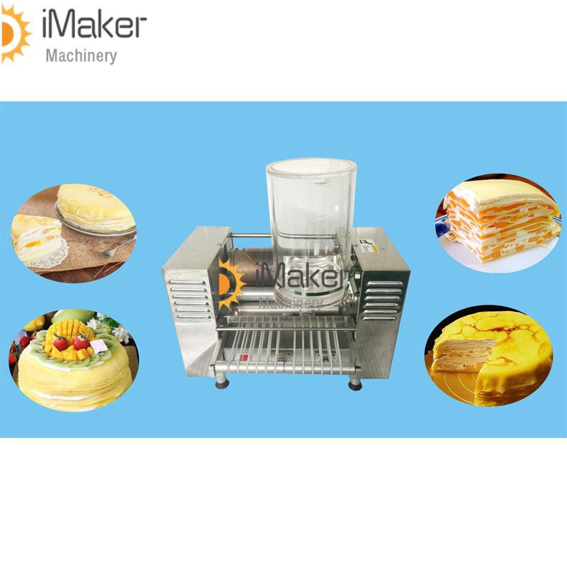 Automatic mile crepe making machine