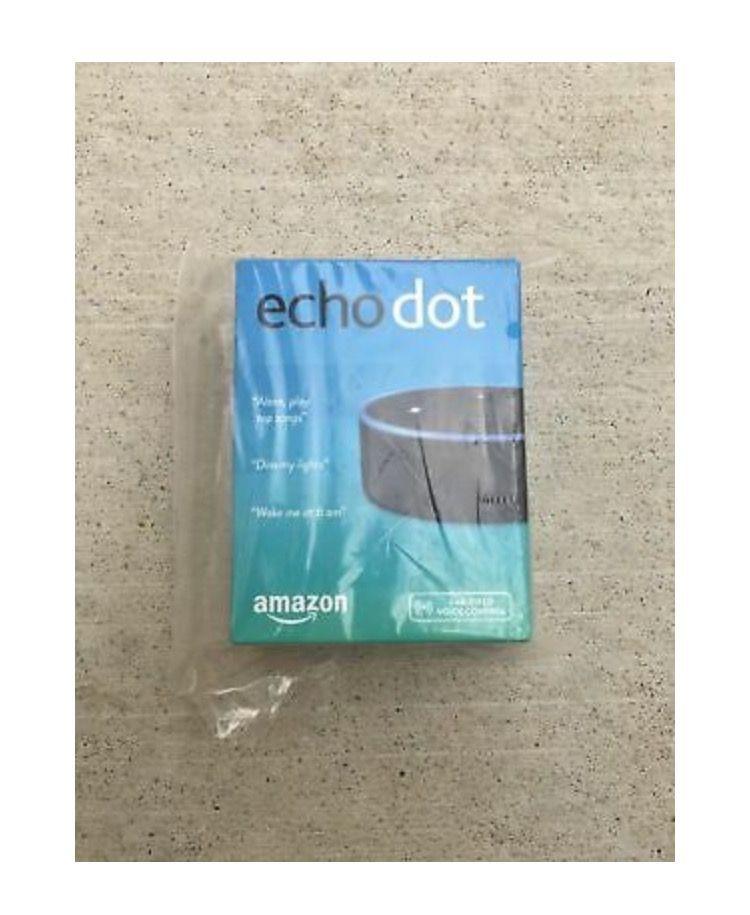Amazon Echo Dot (2nd Generation)  Smart Assistant Speaker - Black