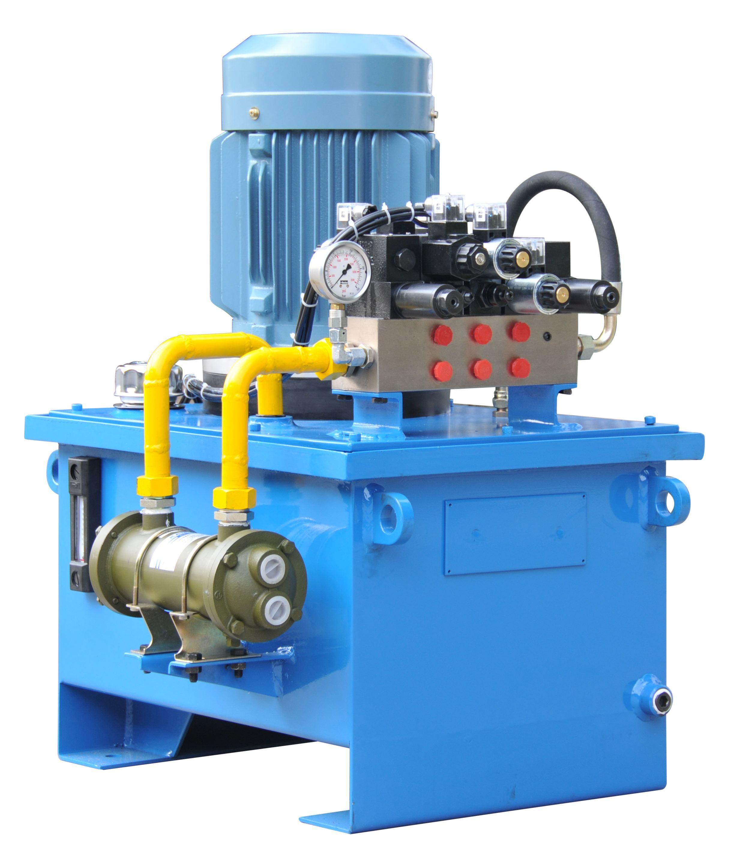 Hydraulic Cylinders system