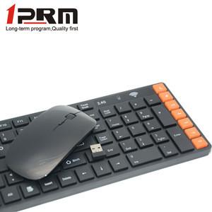 2017 wholesale Top sale mini wireless keyboard and mouse combo KM-909