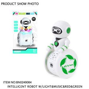 2018 Intelligent robot  toy tumbler  robot with sound light