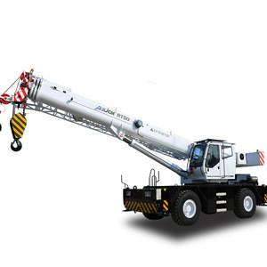 2020 best selling  for Construction 50 Ton 60Ton 80Ton 100Ton 160Ton heavy  Rough Terrain Mobile Crane