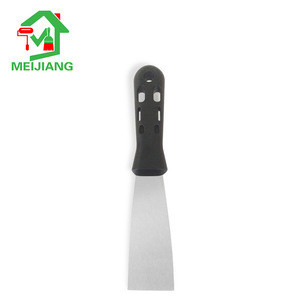 """2"""" light handle carbon steel decorating putty knife"""