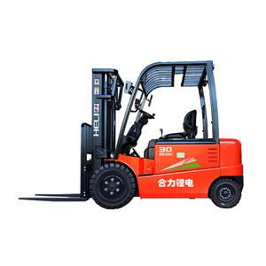 3 Ton Material Handling Equipment HELI Diesel Forklift