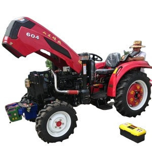 35HP 50HP 60HP 4WD Drive Agriculture Farm Tractor 25HP 30HP 45HP Four Wheel 4WD Farm Tractors
