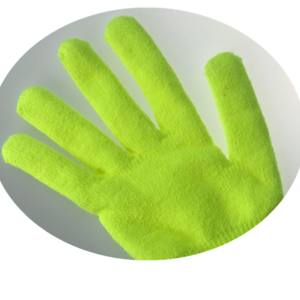 Acrylic Fibers Single layer Terry gloves comfortable breathable sports thickened warm labor protection gloves