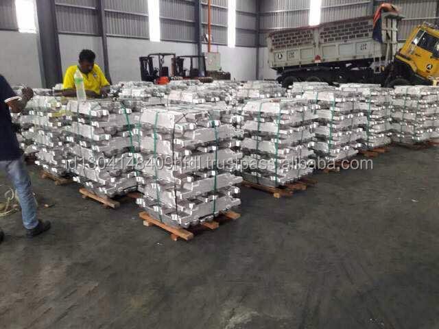 Aluminum Ingot LME Brand