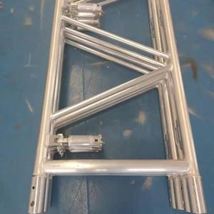 Aluminum wedding stage lighting foldable truss used aj display