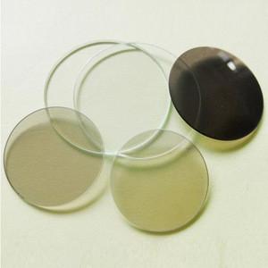 american prescription uncut corning optical tempered glass single vision lenses cr39
