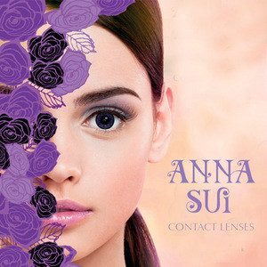 Anna Sui Bi-weekly Color Contact Lenses