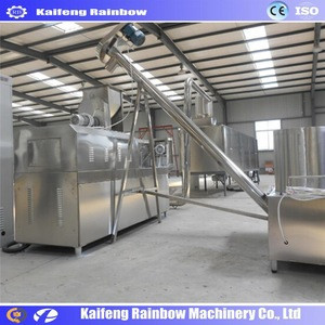 Automatic China dog/pet food production/making/processing machine/equipment/line/machinery