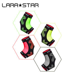 Comfortable compression sports ankle brace lightweight ankle support