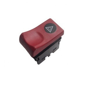 Dongfeng truck spare parts emergency warning lamp switch 3750060-C0100 for T-lift Kinland