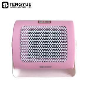 Factory Price Electric Fan Heater 500W Electric Fan Heater 2 Speed Mini Electric Heater For Home And Office