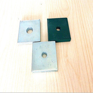 Factory price stainless steel square washer