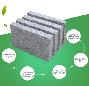 Fast lead time fireproof fiber cement board