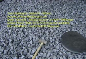 Ferrosilicon slag