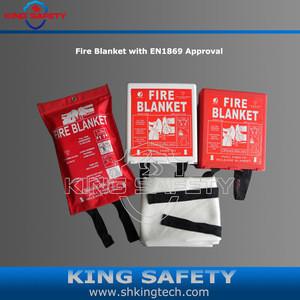 Fire Blanket with EN1869