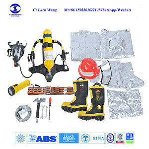 Fire Fighting Equipment CCS Approval Fireman Outfit