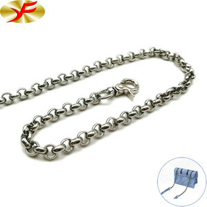Guangzhou Yufa Wholesale Decorative OEM Chain Strap Bag Accessories for Bag Making