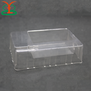 High Quality Customized Mini Clear Plastic Blister Tray sea urchin plastic tray