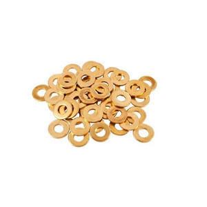 High quality flat ring brass sealing flat washer