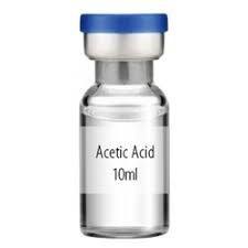 High Quality Glacial Acetic Acid 99% Liquid  Food grade