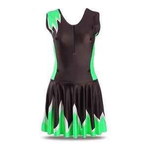 High quality new design ladies cheap price tennis uniform