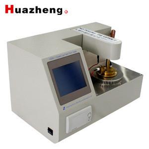 Hzbs-3 Oil Testing Machine Asphalt Closed-Cup Flash Point Tester