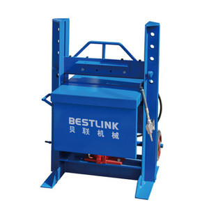 In stock Hydraulic masonry concrete block cutter and paver brick splitter