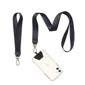 Leather Phone Lanyard Neck Lanyard for Keys ID Badge Set Phone Smartphones