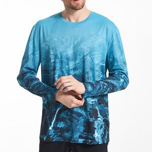 Moisture Wicking Fishing Clothing Shirt T Shirt Custom,Long Sleeve Shirt Fishing