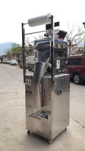 Multi-functional full-automatic groundnut/fried beans/snack weigh packing machine with PE bag