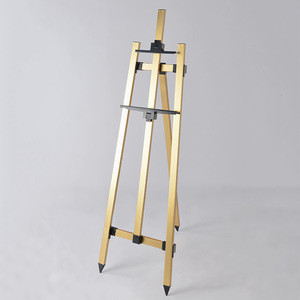 No Moq Limited high quality advertising mini ABS easel