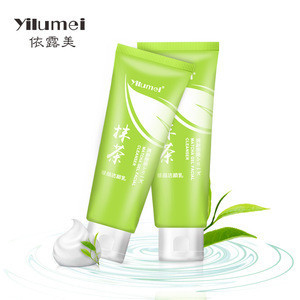 OEM/ODM processing oil control Refreshing facial cleanser,Matcha moisturizing Face wash