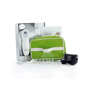 Portable diamond microdermabrasion tips/diamond microdermabrasion peel machine hot sale