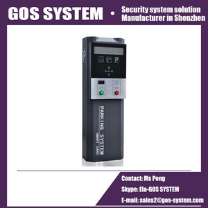 RFID Reader Card Dispenser Parking Machine for Parking Management