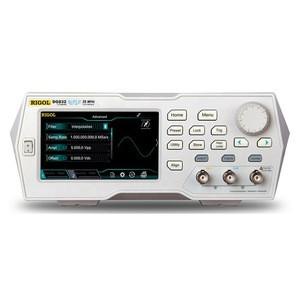 RIGOL DG800 SERIES Signal Generator Function/Arbitrary Waveform Function Generator DG822 20MHZ 2 output channels