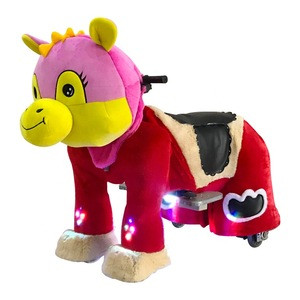Walking Animal Ride On Toy Animal Ride Kiddie Ride For Sale