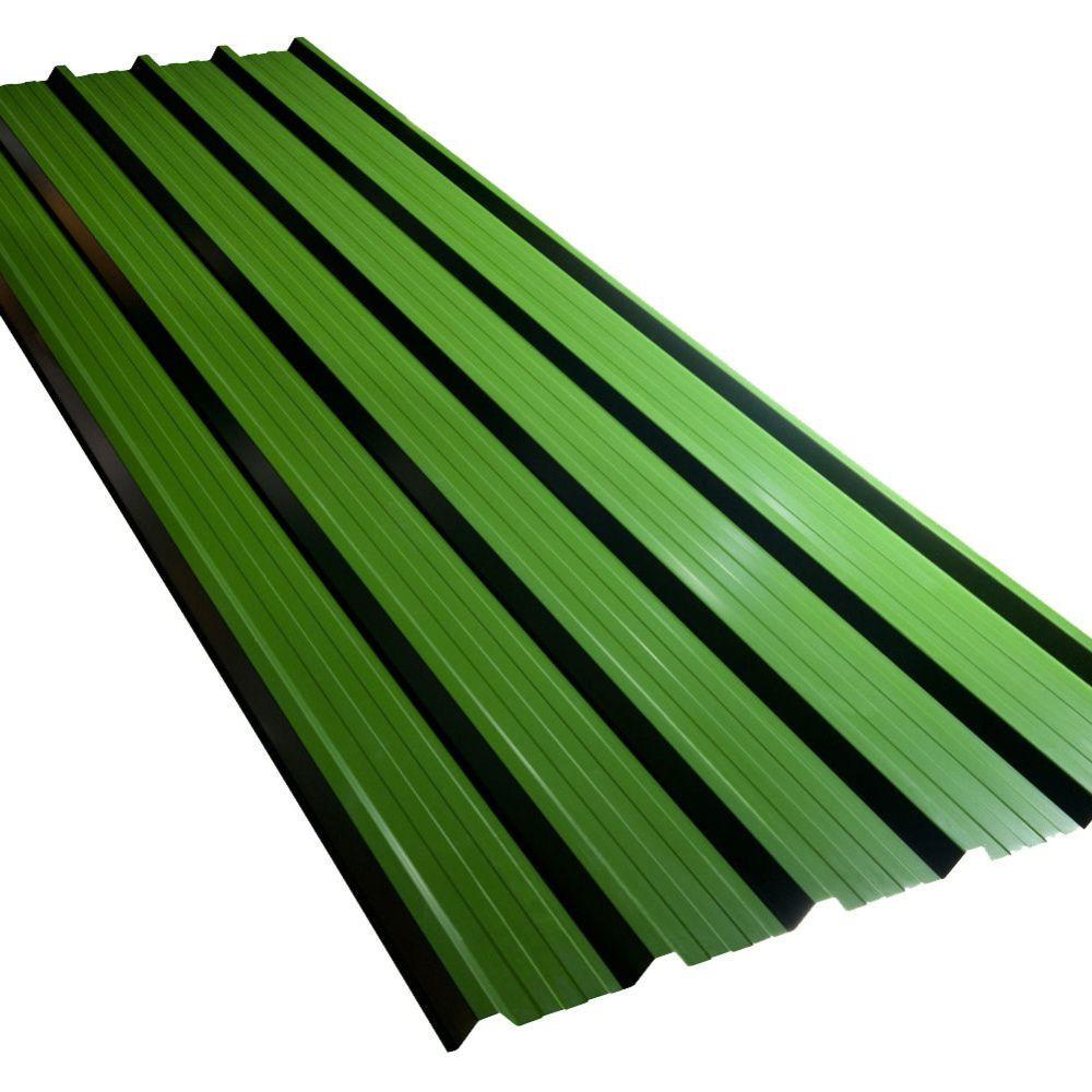 PPGI PPGL corrugated  steel sheet