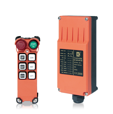 Industrial Wireless Remote Control