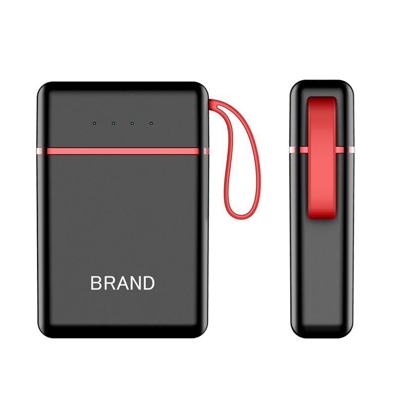 JLY 10000mAh Mini Power Bank for Company gift OEM/ODM Fast Charging powerbank