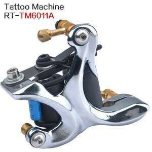 Import Carbon steel hand made tattoo making machine from China