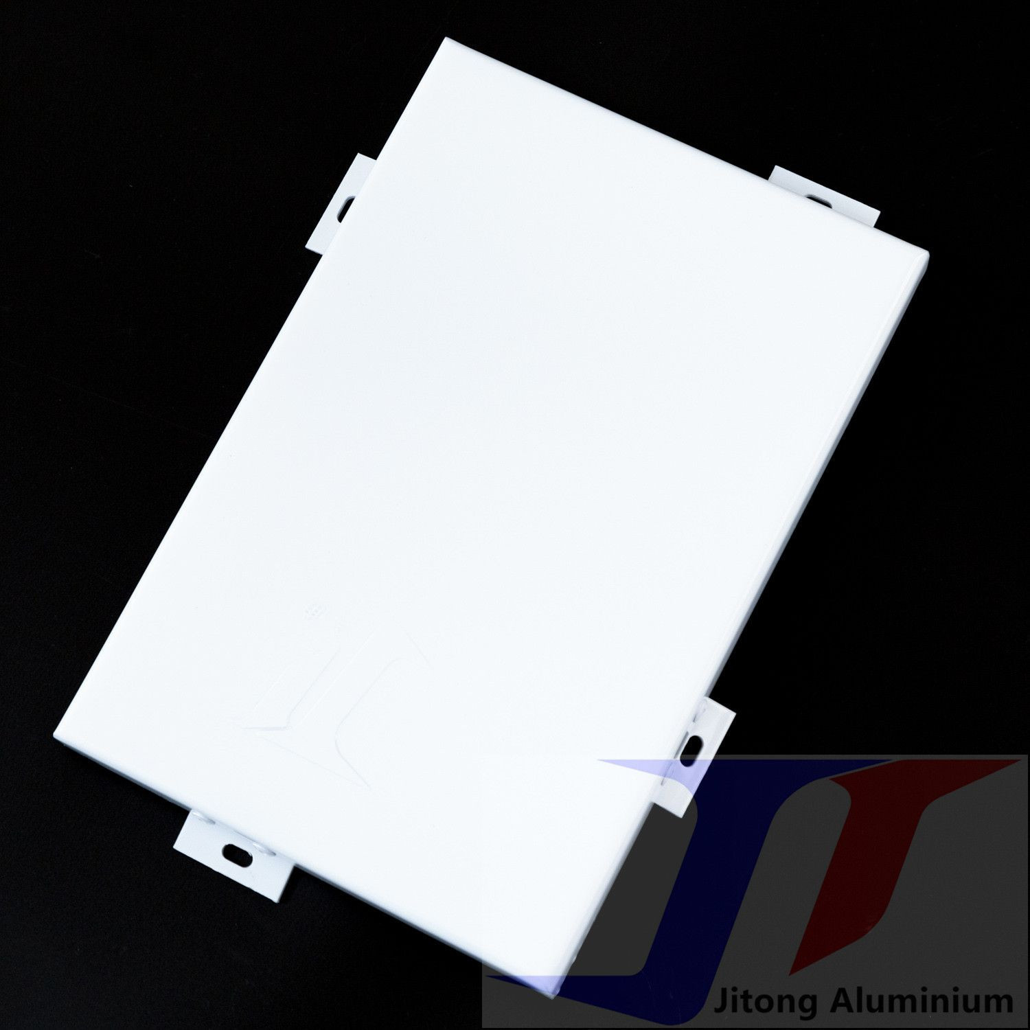 Building facade curtain wall aluminum solid cladding panel