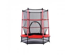 54inch kids trampoline with net