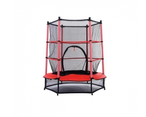 54inch kids trampoline with net